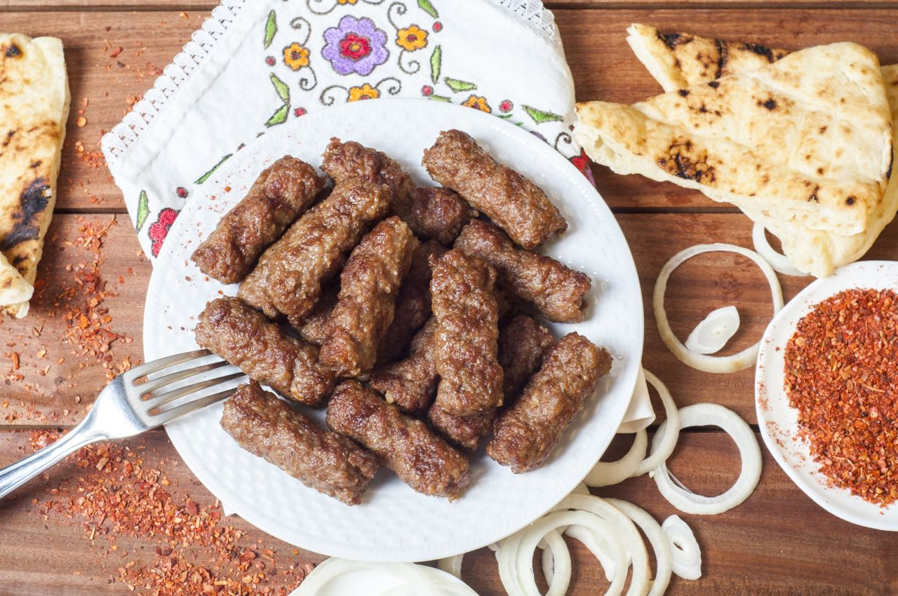 CEVAPi - Serbian Food from Serbia
