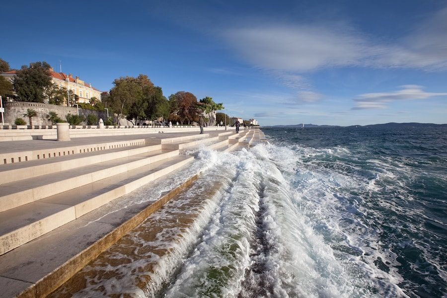 Croatia Travel Blog_Things to do in Croatia_48 Hours in Zadar_Sea Organ