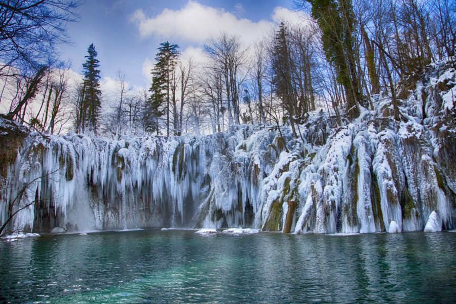 PLITVICE WINTER_ Winter in Croatia