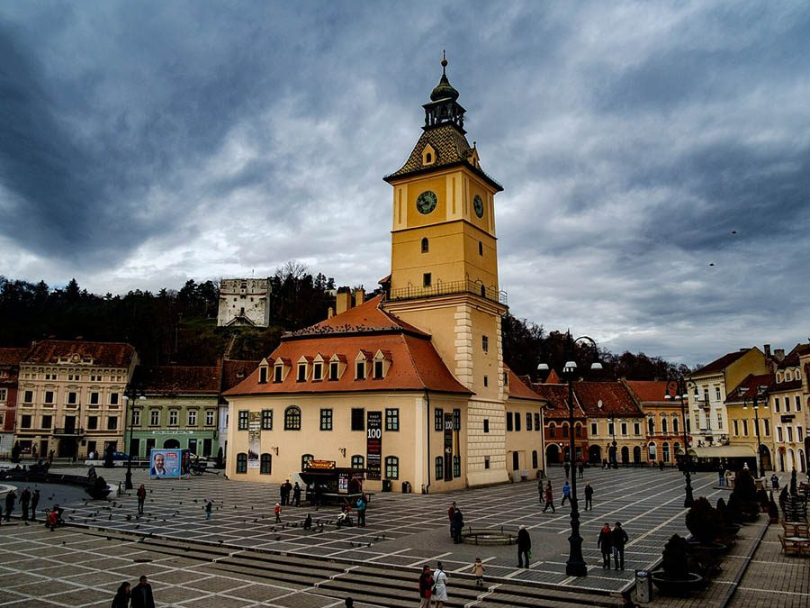 Road Trip From Bucharest_Brasov