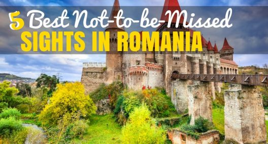Romania Travel Blog: 5 Not-to-be-Missed Sights in Romania