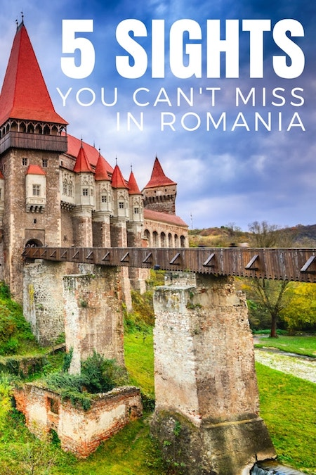 Romania Travel Blog_Things to do in Romania_5 Sights not to be missed in Romania_PIN