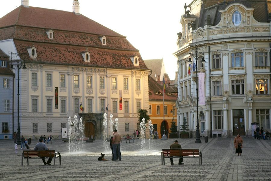 Romania Travel Blog_Things to do in Romania_5 sights not to be missed in Romania_Sibiu