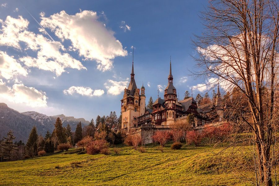Romania Travel Blog_Things to do in Romania_Peles Castle