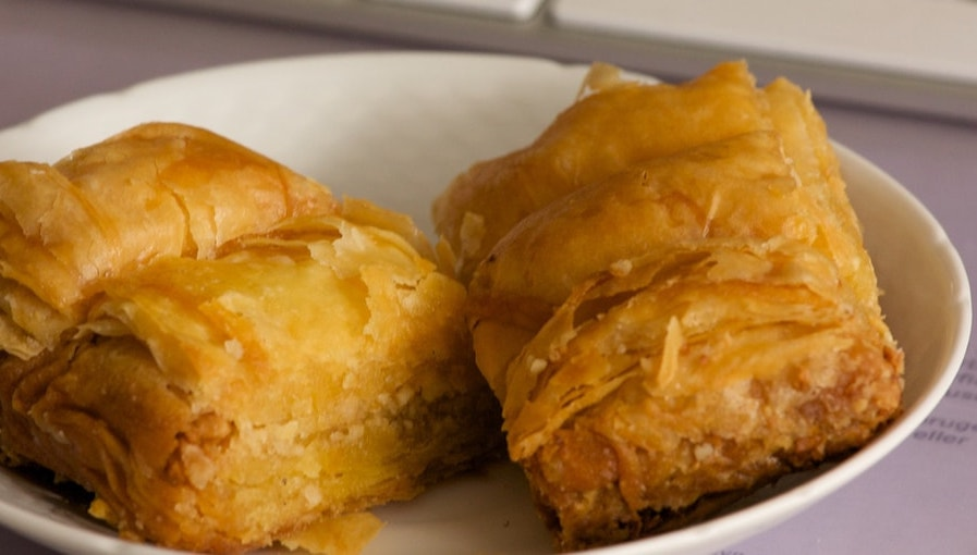 Serbia Travel Blog_Things to Eat in Serbia_Baklava