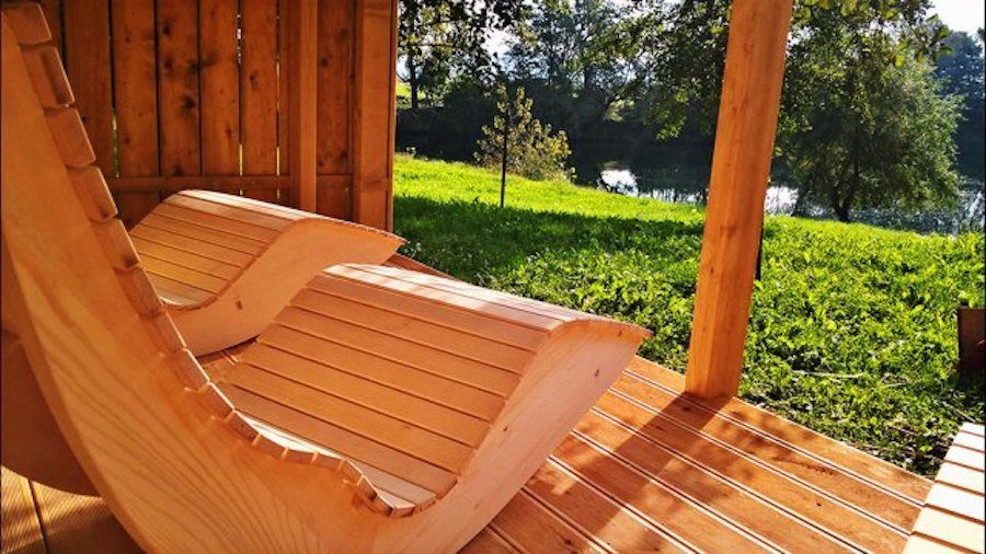 Slovenia Travel Blog_Things to do in Slovenia_Glamping in Slovenia_Celtic Cottage in Camp Podzemelj