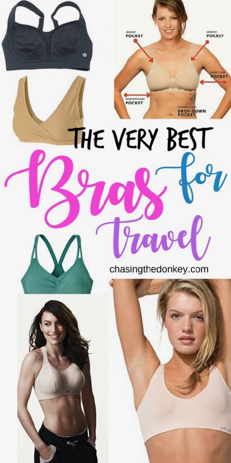 The very Best Bras For Travel Bras PIN