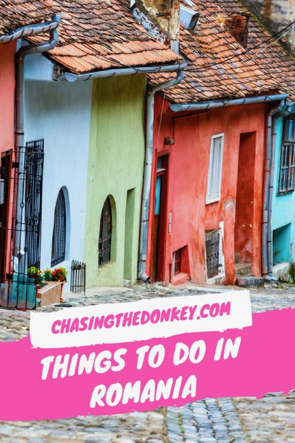 Things to do in Romania Travel Blog