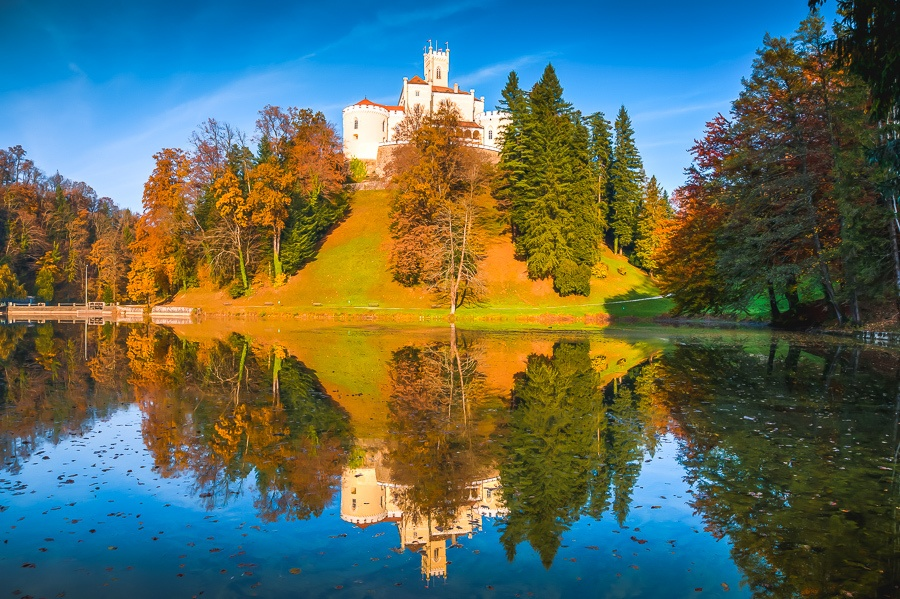 21 Fairytale Castles In Croatia