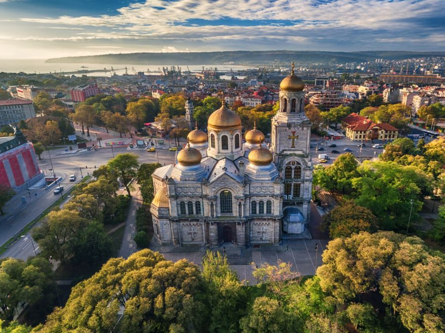 Things to do in Varna - Cathedral