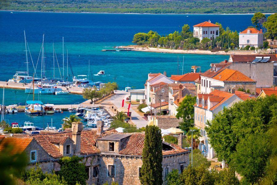 Where To Go In Croatia - Zlarin