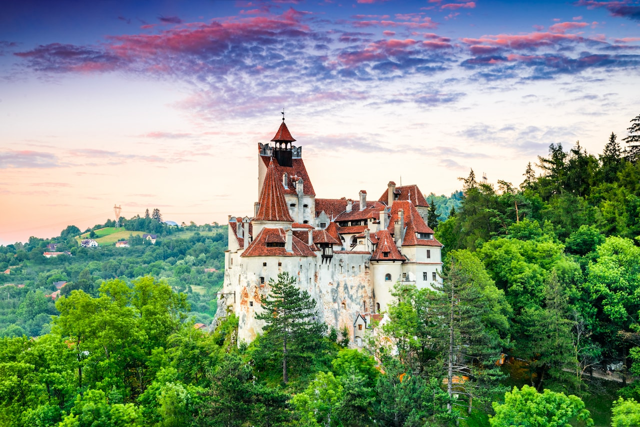 The Best Castles In Romania To Enchant You