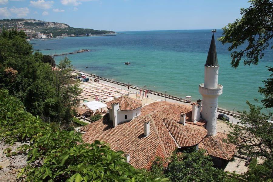 Bulgaria Travel Blog_Things to do in Bulgaria_Best Beaches in Bulgaria_Central Beah Balchik