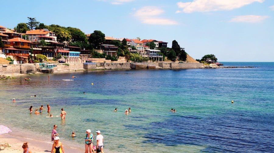 Bulgaria Travel Blog_Things to do in Bulgaria_Best Beaches in Bulgaria_Nesebar