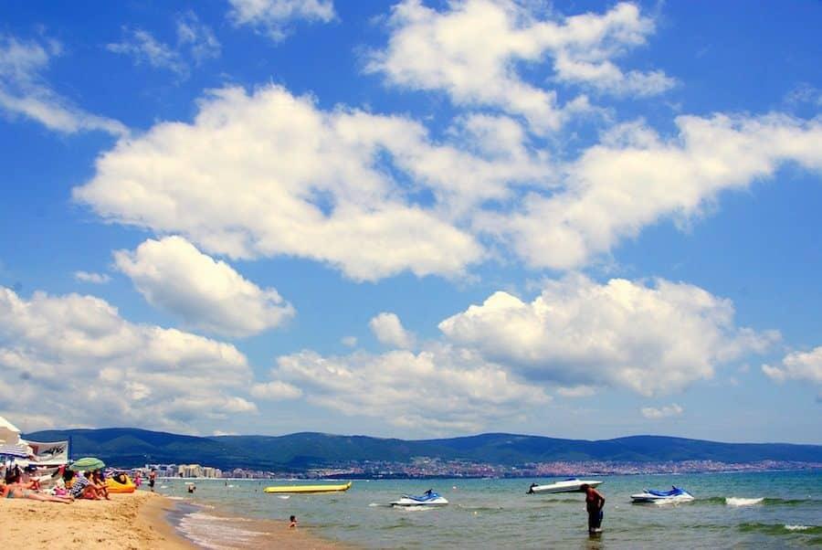 Bulgaria Travel Blog_Things to do in Bulgaria_Best Beaches in Bulgaria_Sunny Beach