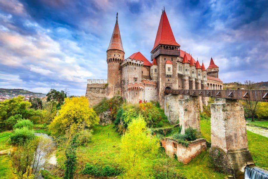 Corvin Castle_Romania