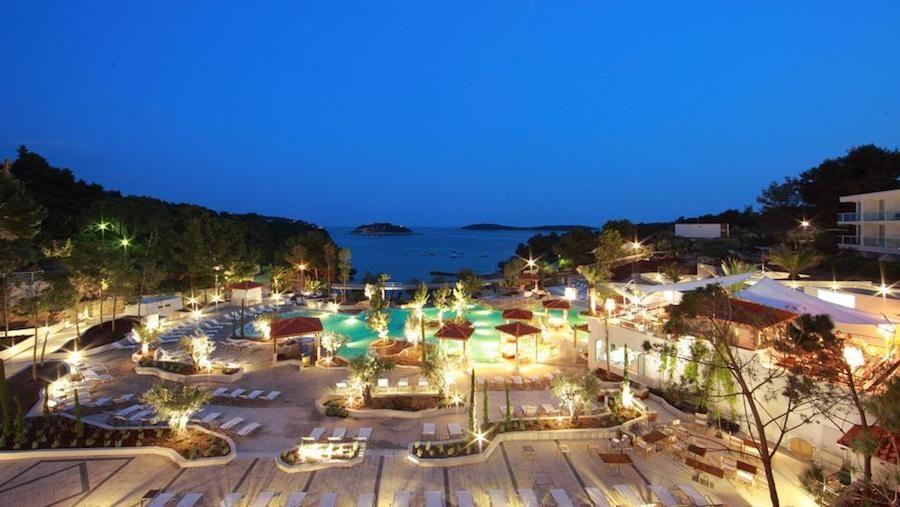 Croatia Travel Blog_Things to do in Croatia_Where to Stay on Hvar_Amfora Hvar Grand Beach Resort