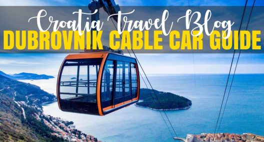 2018 Dubrovnik Cable CarGuide