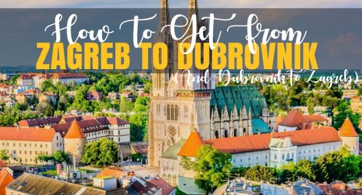 How To Get From Zagreb To Dubrovnik (And Dubrovnik To Zagreb)