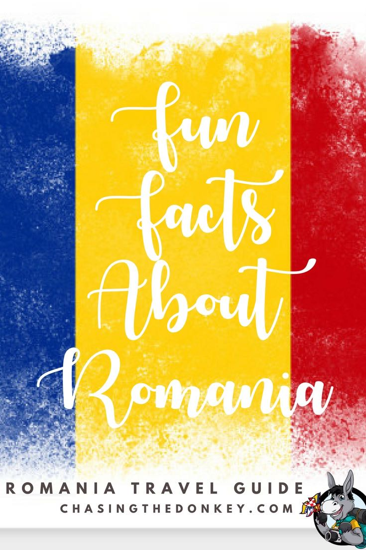 #Romania is a lesser-known country. Ceausescu's communism, Dracula's legend and… that's about the whole extent of some people's knowledge Romania. But here are 44 unknown & interesting facts about Romania.