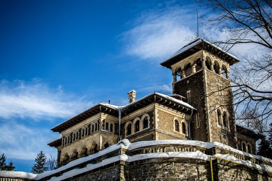 Romania Travel Blog_Things to do in Romania_Best Castles in Romania_Cantacuzino Castle