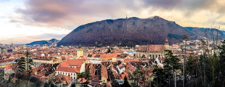 Romania Travel Blog_Things to do in Romania_Transylvania_Brasov Panoramic