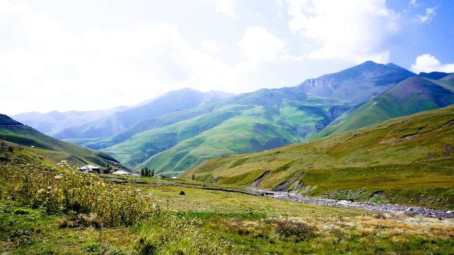 Azerbaijan Travel Blog_Things to do in Xinaliq_Mountain View