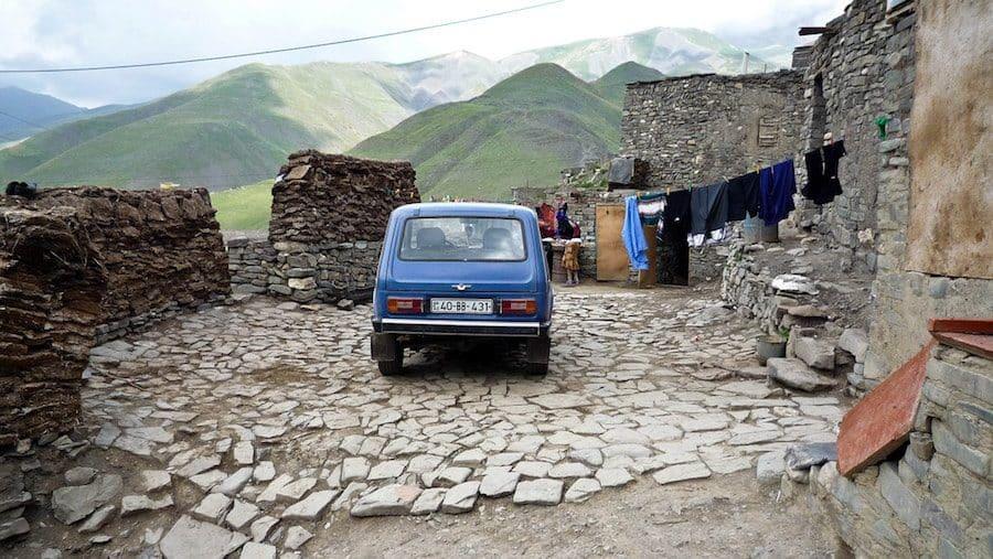 Azerbaijan Travel Blog_Things to do in Xinaliq_Village Home