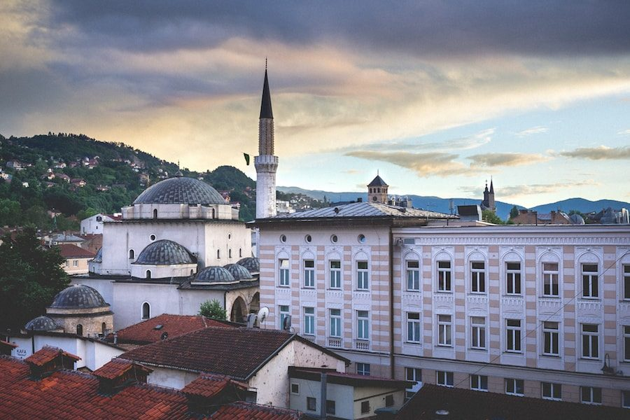 Balkans Travel Blog_Things to do in Bosnia and Herzegovina_Ultimate Guide to Sarajevo Things to Do in Sarajevo, Emperor's Mosque
