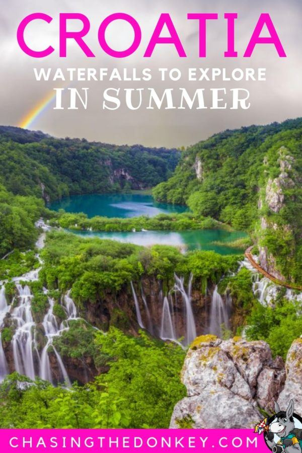 Croatia Travel Blog_Things to do in Croatia_24 Best Waterfalls to Keep Cool This Summer