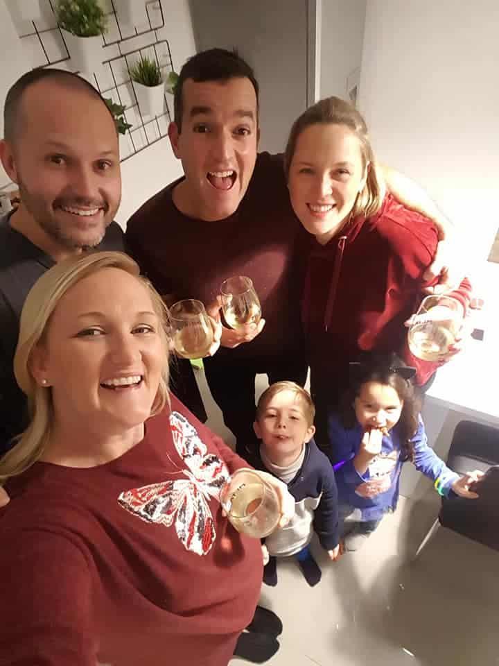 Family - Living in Hospital