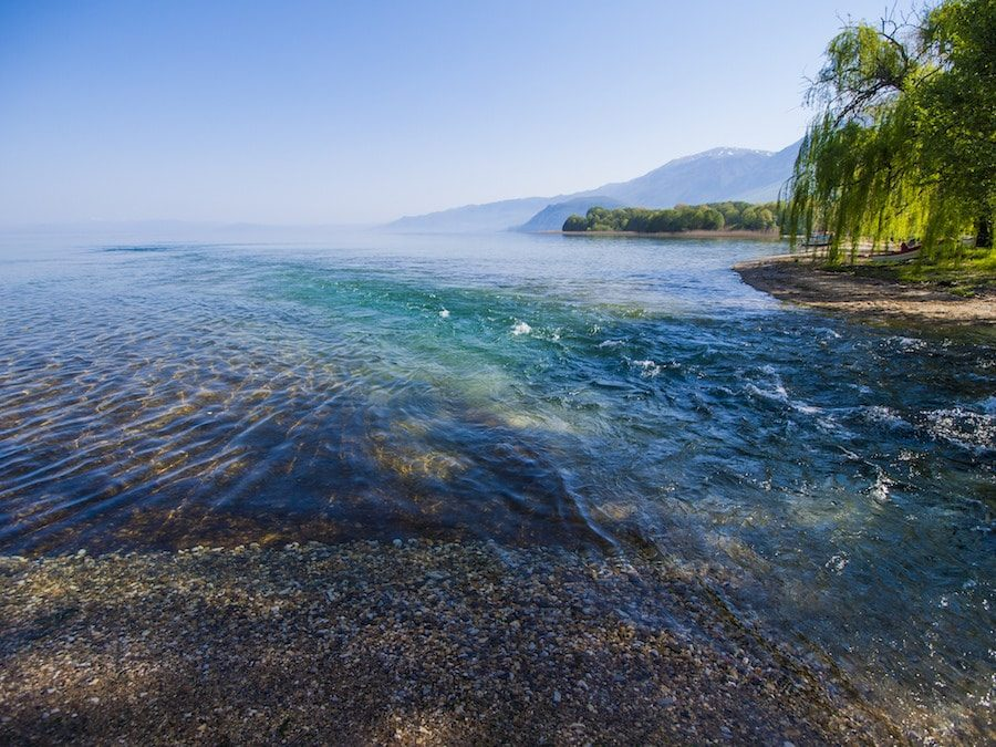 Macedonia Travel Blog_Things to do in Macedonia_Best Beaches and Cafes in Ohrid_Water Near Galicica national park
