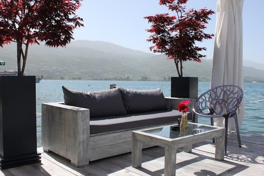Macedonia Travel Blog_Things to do in Macedonia_Best Beaches in Ohrid_Cafe Liquid