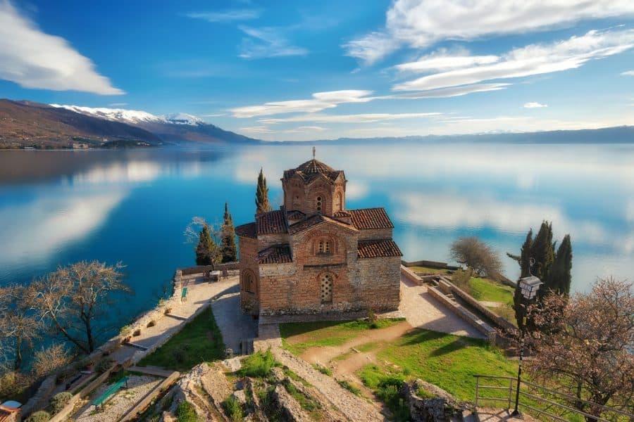Kaneo, Ohrid, Macedonia