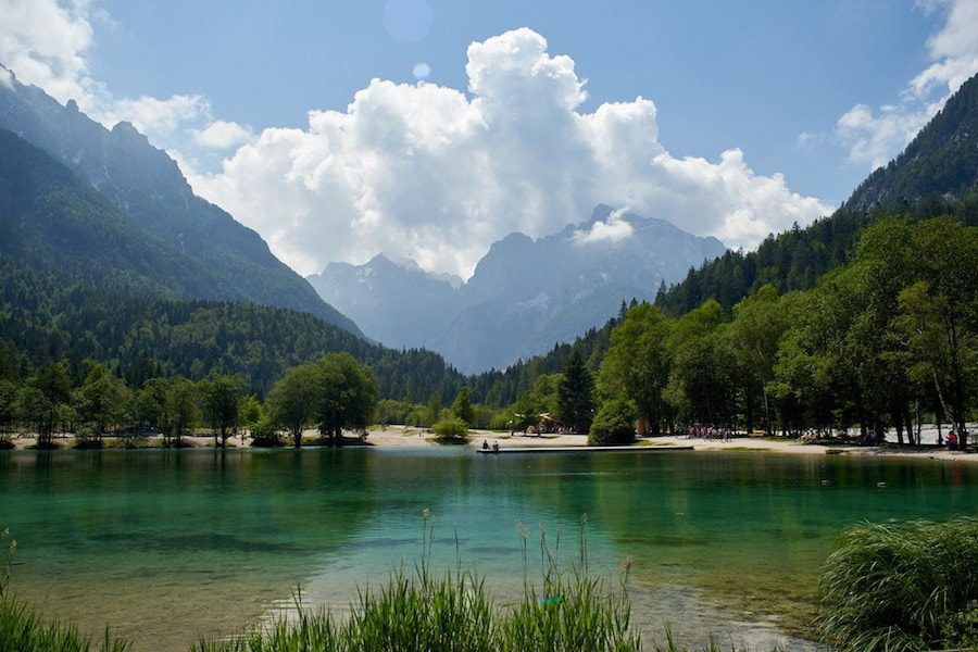 Slovenia Travel Blog_Things to do in Slovenia_Six Slovenian Lakes Other Than Bled_Jasna