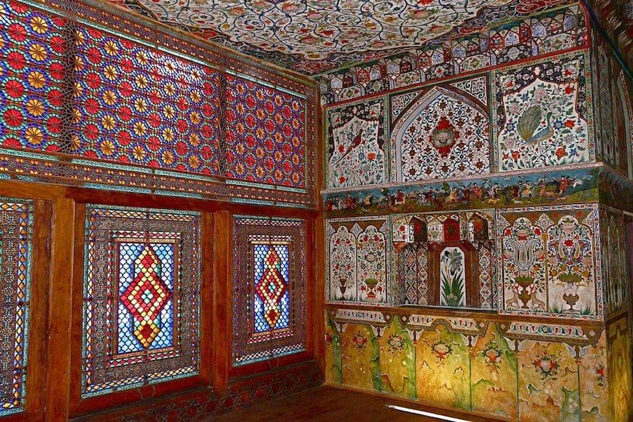 Things to do in Azerbaijan_Palace of the Sheki Khans