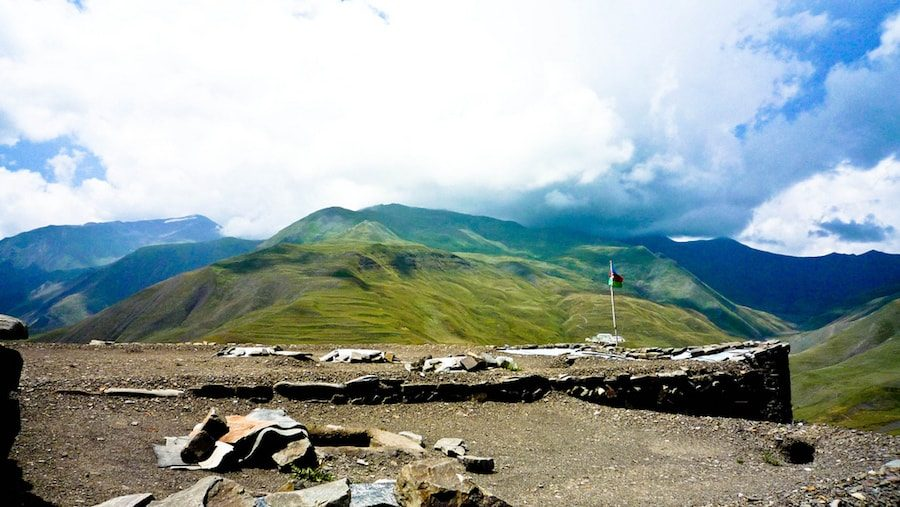 What to do in Azerbaijan_Things to do in Xinaliq_Village Roads