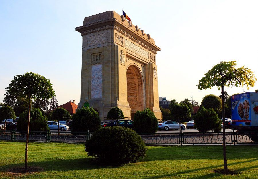 Arc of Triumph, Things to Do in Bucharest, Romania