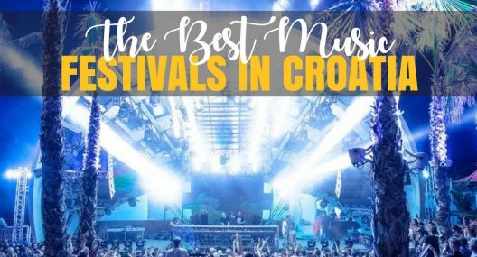 Best Music Festivals in Croatia 2018