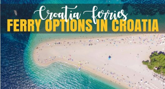 Croatia Ferries: Ferry Options In Croatia