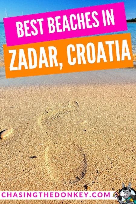 Croatia Travel Blog_Things to do in Croatia_Best Beaches in the Zadar Region