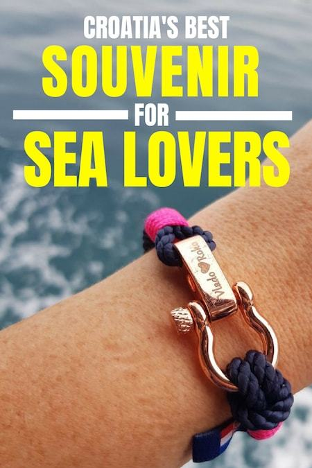 Croatia Travel Blog_Things to do in Croatia_Best Souvenir for Sea Lovers_Break Time Jewelry