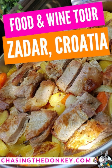 Croatia Travel Blog_Things to do in Croatia_Food And Wine Tour in Zadar