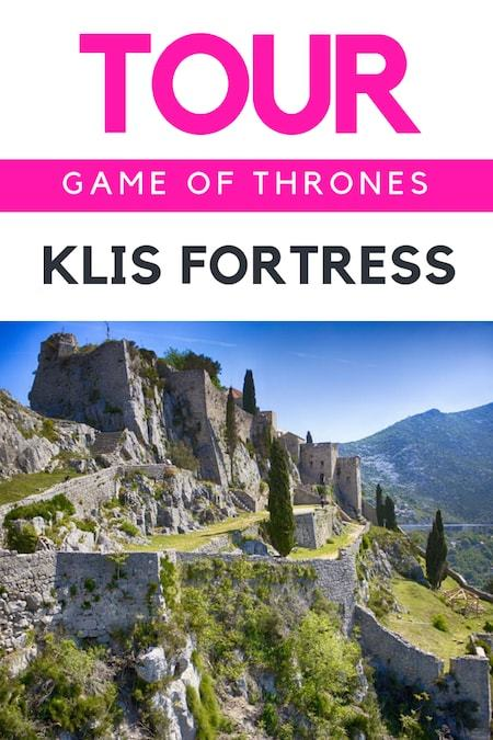 Croatia Travel Blog_Things to do in Croatia_Game of Thrones Tour_Klis Fortress