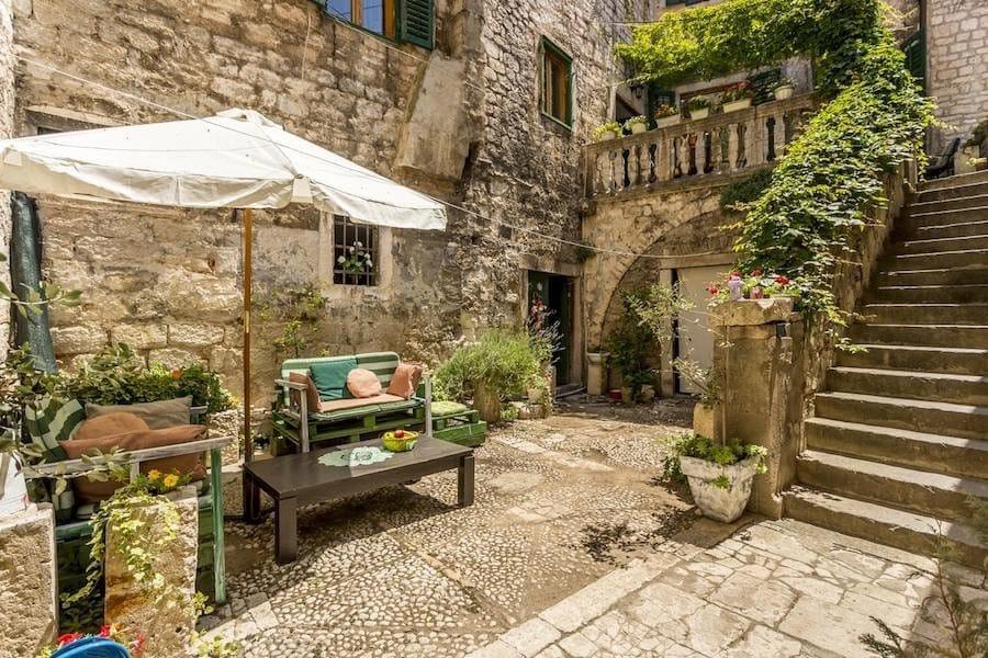 Croatia Travel Blog_Things to do in Croatia_Where to Stay in Šibenik_Apartments Bastion