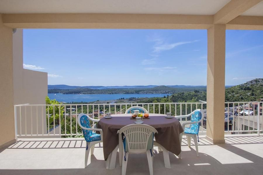 Croatia Travel Blog_Things to do in Croatia_Where to Stay in Sibenik_Bulat Sea View Apartments