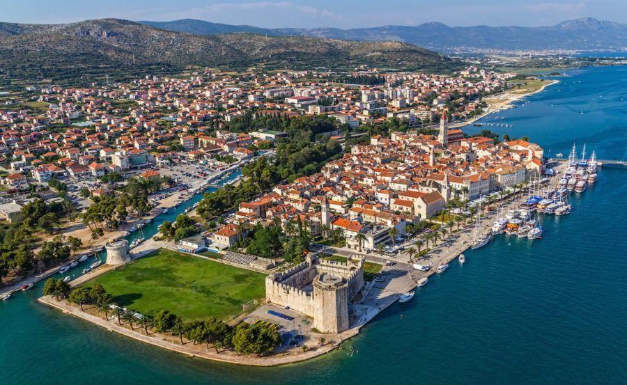 Igralište Batarija Trogir Croatia Pitch