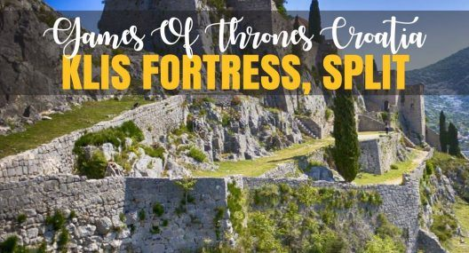 Klis Fortress: Game Of Thrones Tour In One Of Croatia's Oldest Strongholds