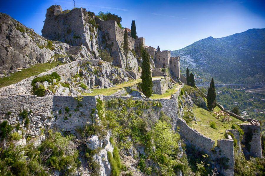 Game of Thrones Croatia - Klis Fortress