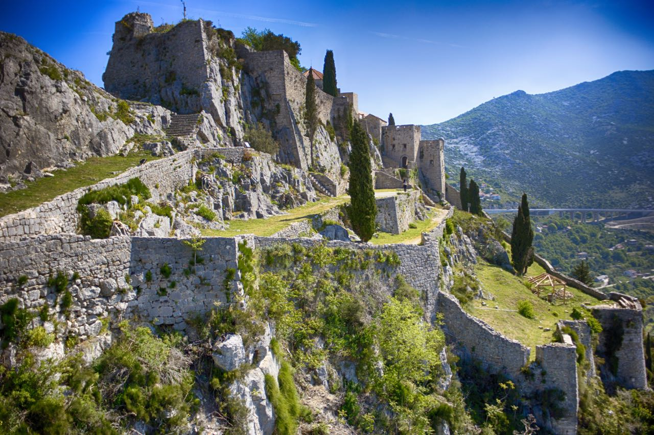 Game of Thrones Croatia - Klis Fortress